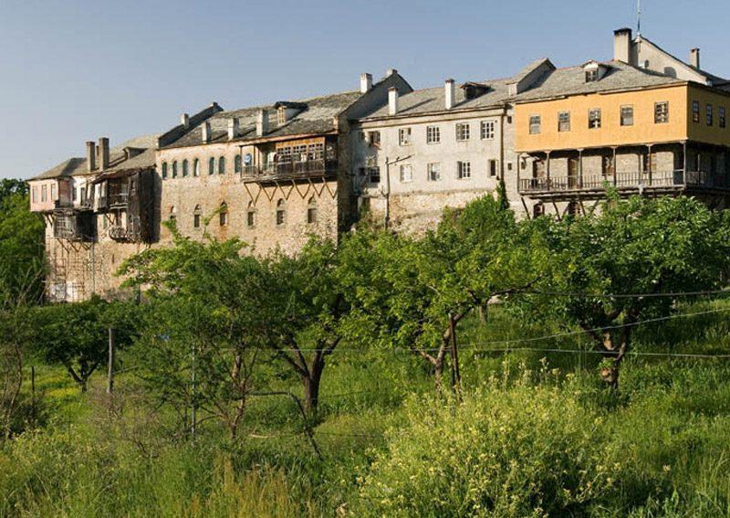 Monastery-Philotheou