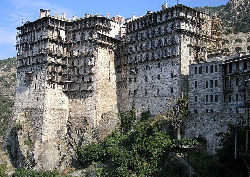 Monastery-Simonos-Petra