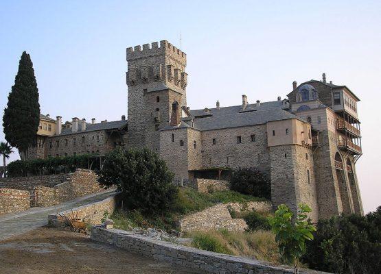 Monastery-Stavronikita