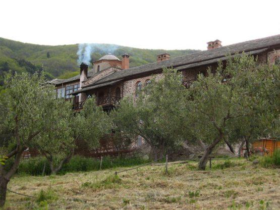 Koutloumousiou-Monastery