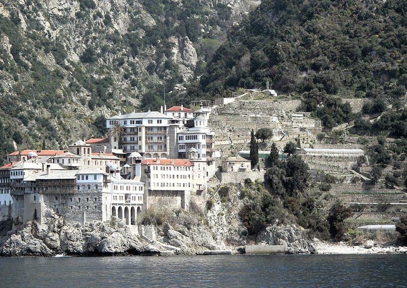 Monastery-Grigoriou