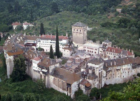 Monastery-Hilandar