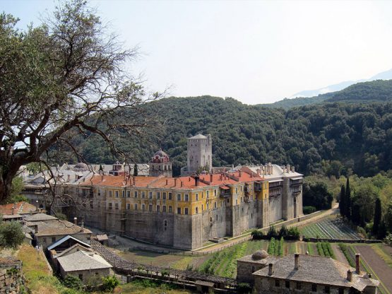 Monastery-Iveron