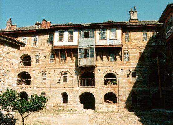 Monastery-Megistis-Lavras
