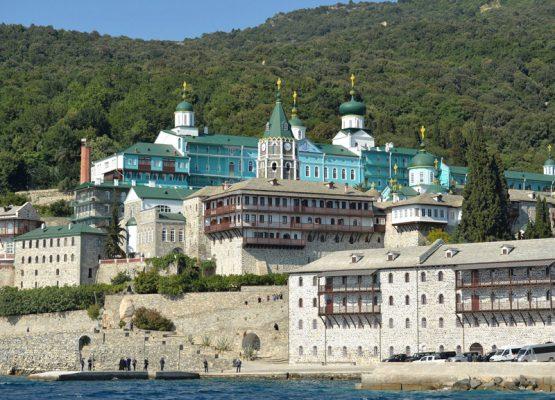 Monastery-Panteleimon