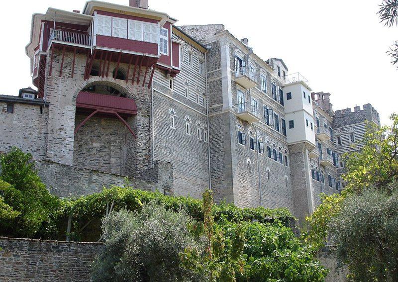 Monastery-Vatopedi