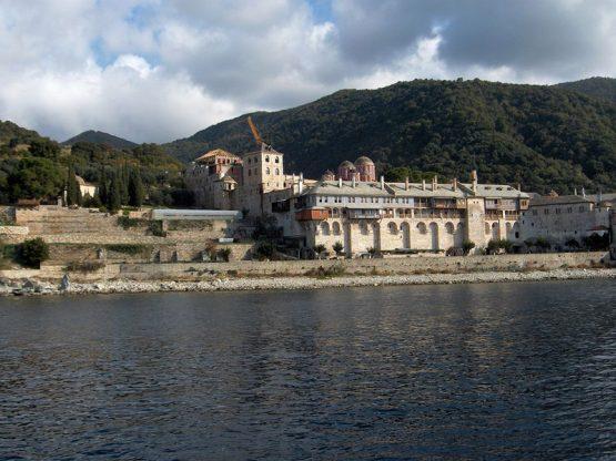 Monastery-Xenophontos