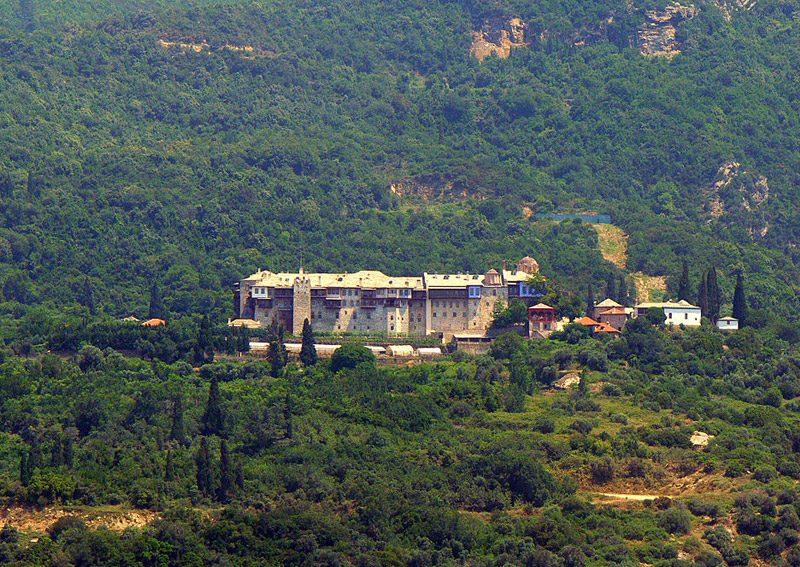Monastery-Xeropotamou