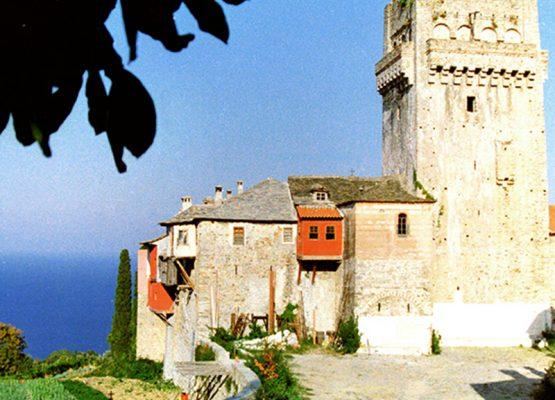 Monastery Karakallou
