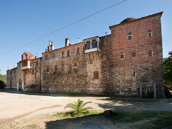 Konstamonitou-Monastery