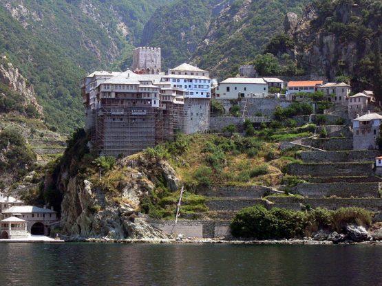 Monastery-Dionisiou
