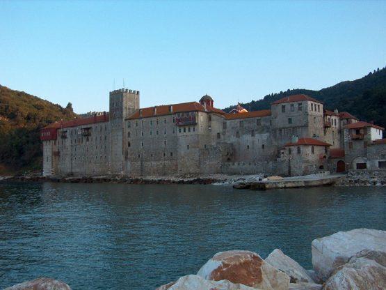 Monastery-Esfigmenou