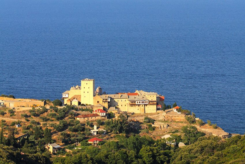 History of Mount Athos
